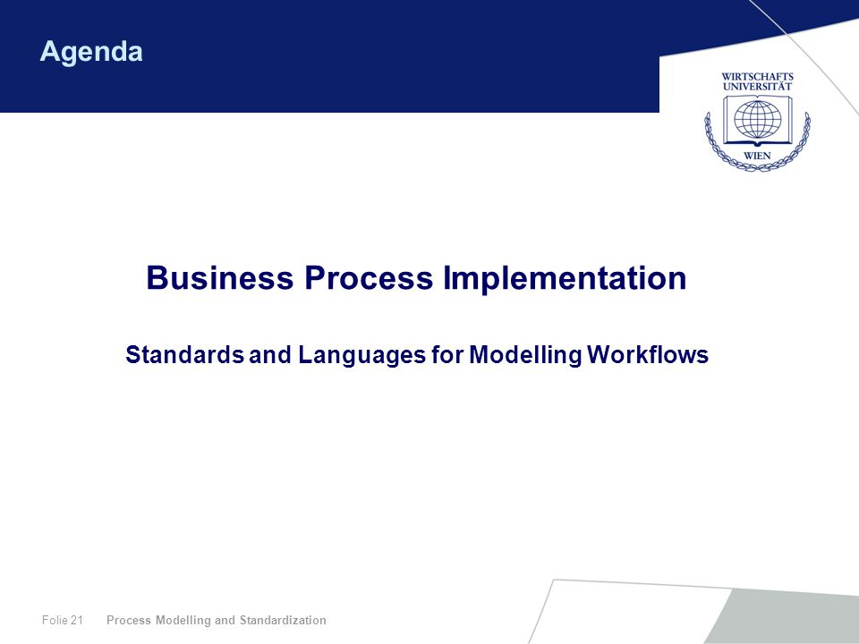 Business Process Implementation