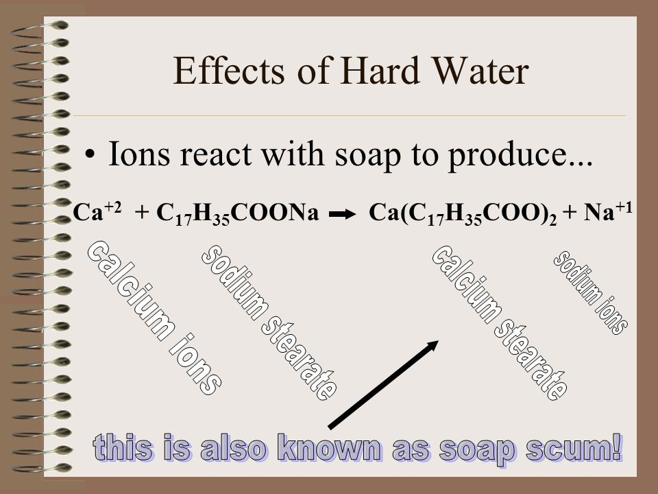 effectiveness of soap and shampoo in hard water The effectiveness of sulfate free shampoo for reducing hair little to no alkaline soap shampoo off with room temperature water for 2 minutes and.
