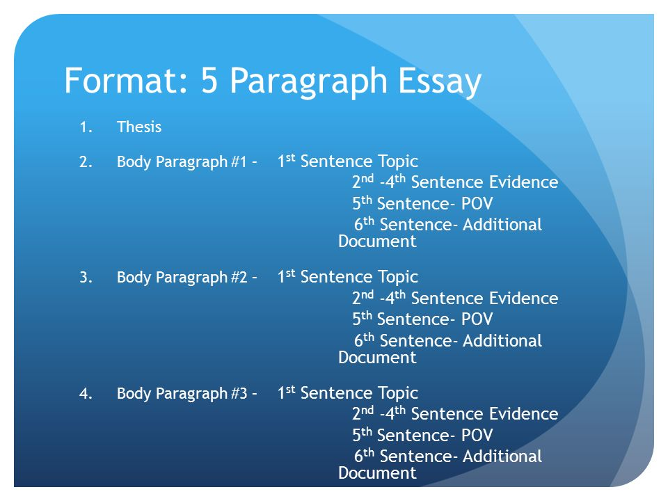 essay writing ppt video online 33 format 5 paragraph essay