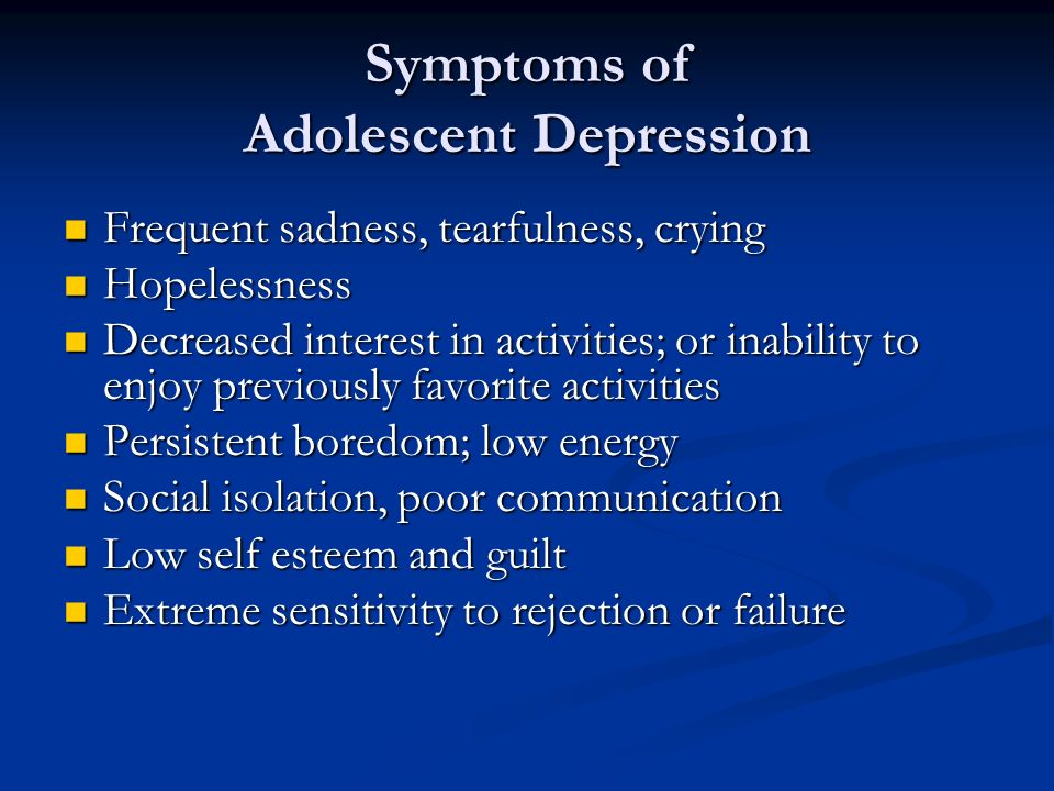 the characteristics and causes of depression The cognitive symptoms of depression this can leave a person feeling helpless and without a plan of action to defeat depression poor concentration can cause.