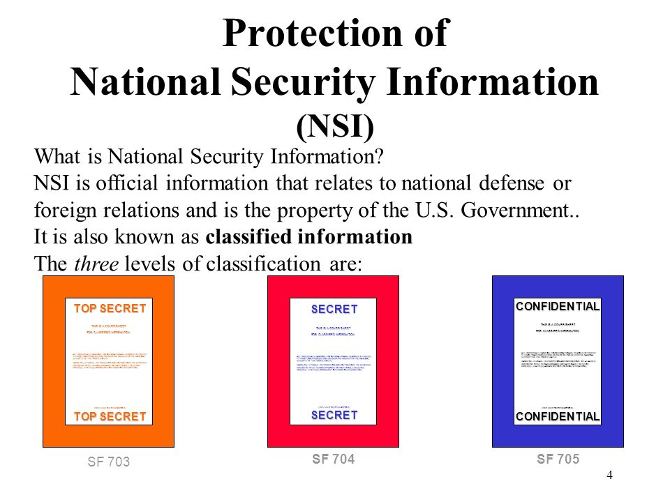 what is national security pdf