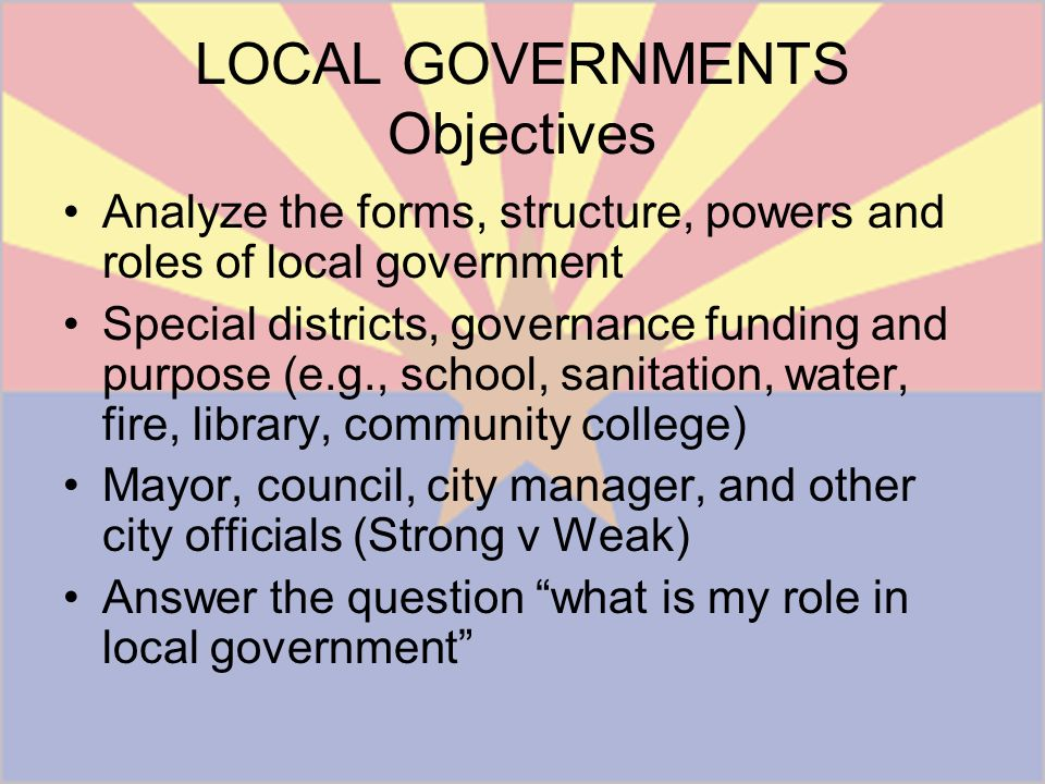 role of local government in housing Free online library: affordable housing: what role for local government(report) by australasian journal of regional studies regional focus/area studies housing development management housing policy analysis local government public housing laws, regulations and rules rivers.
