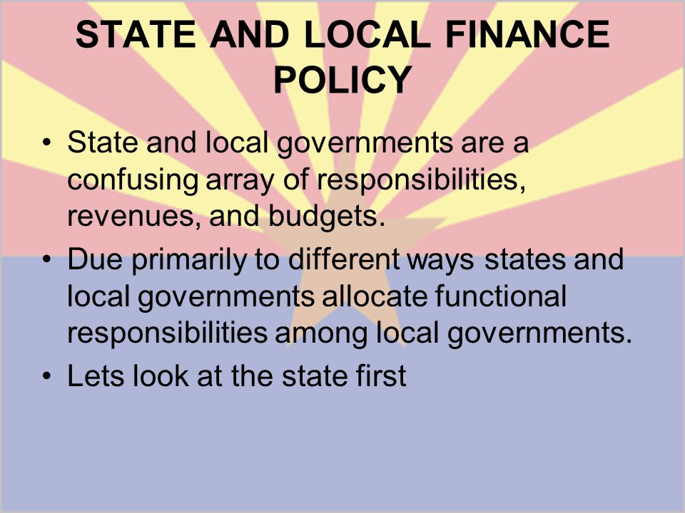 state and local financial systems While the list of proven government erp systems is  garnered hundreds of local and state government customers  a significant financial investment and .