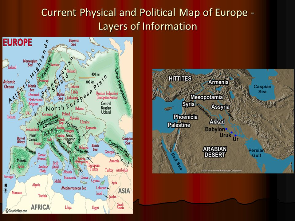 January 7 2014 Agenda Physical Geography Europe ppt