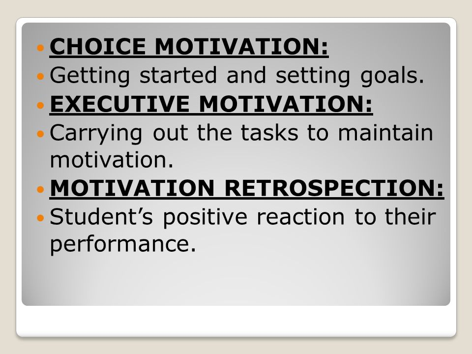 motivation in second language learning 2015-8-22 ecommons@aku institute for educational development, karachi institute for educational development december 2008 students' attitudes, motivation and anxiety towards.