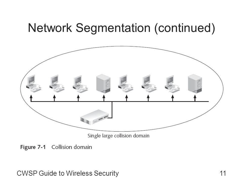 Network Segmentation (continued)