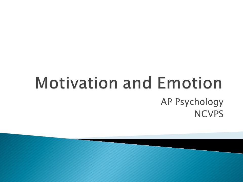 essays on motivation and emotion