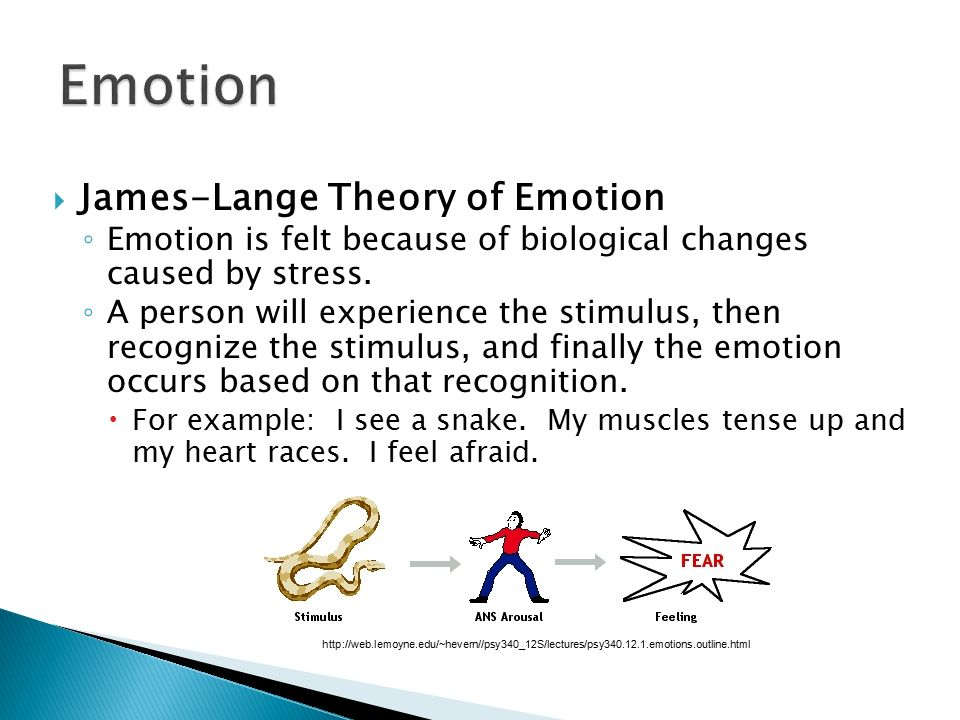 two factor theory of emotion pdf