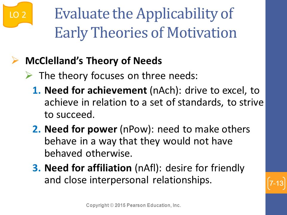 evaluate motivation theories essay Evaluation of the financial motivation methods commerce essay a well-organized firm requires big amount of good policies to ensure the company runs well this essay will include motivation theories involve content theories and process theories of motivation.