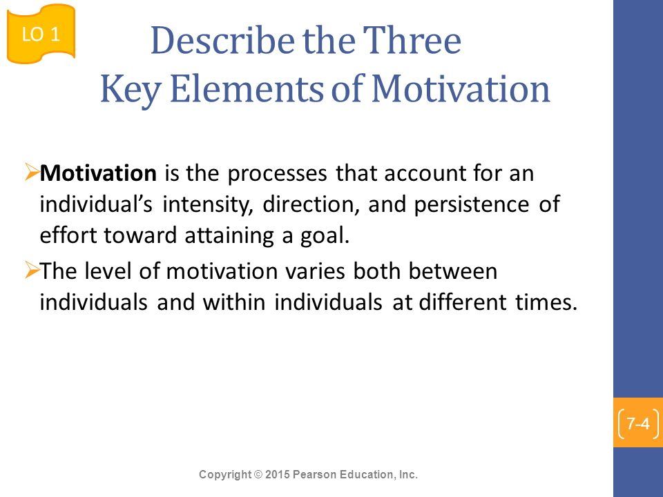 elements of motivation Gaming elements provide staff with focused goals and rewards that  increased  motivation and retention successfully position staff to perform better on the job.