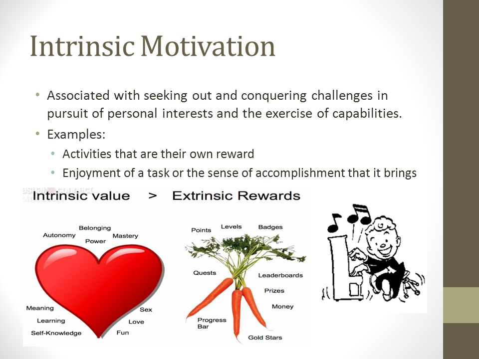 examples of motivation scenarios in the workplace