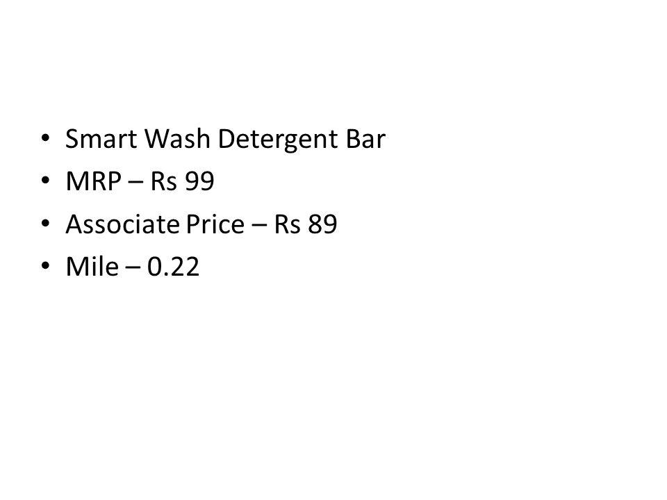 Smart Wash Detergent Bar