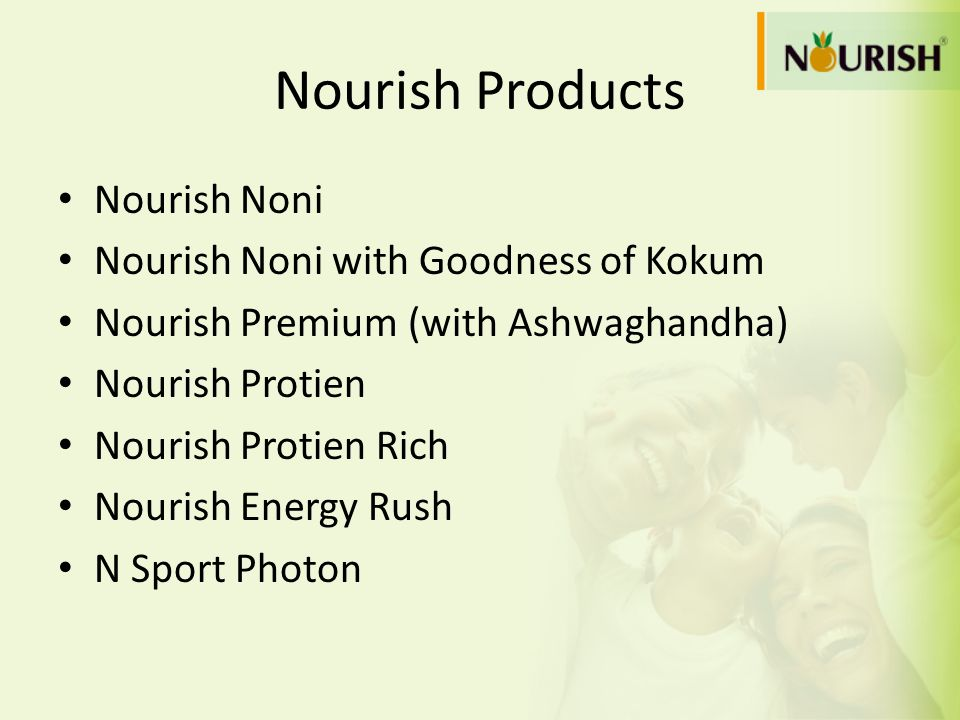 Nourish Products Nourish Noni Nourish Noni with Goodness of Kokum