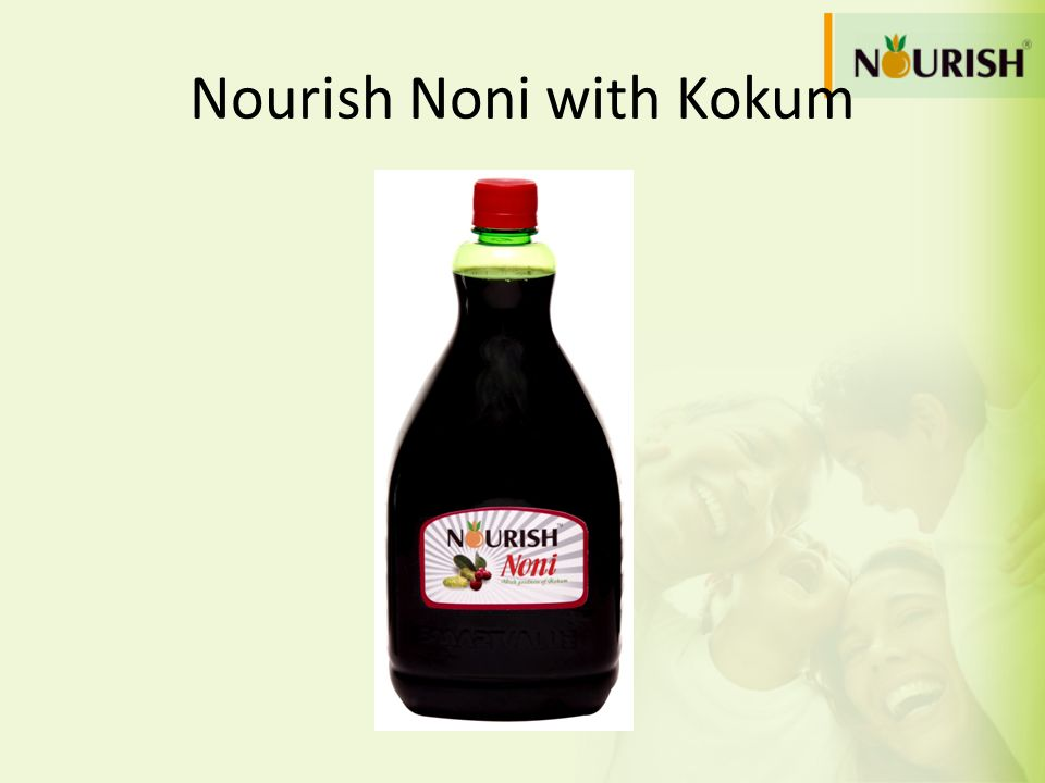 Nourish Noni with Kokum