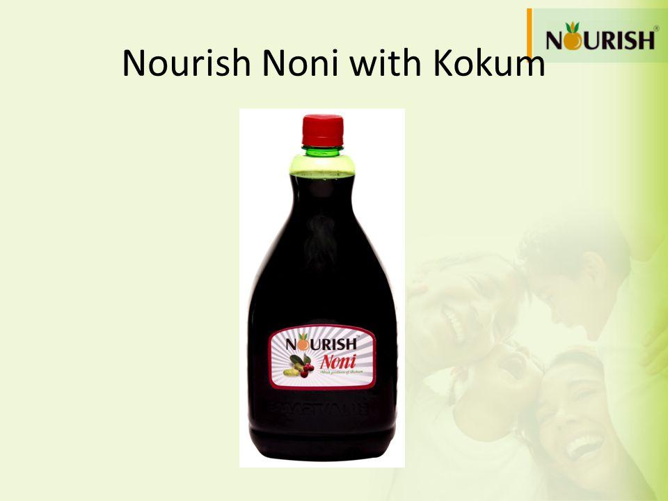 Nourish Noni with Kokum