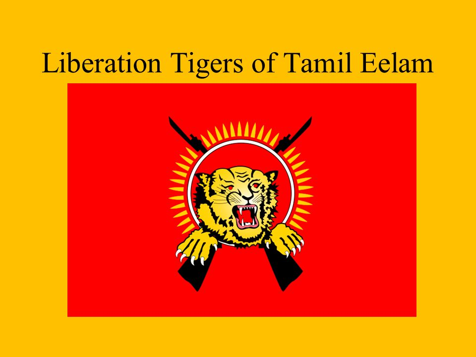 the liberation tigers of tamil eelam This article examines women's involvement as combatants in the sri lankan tamil guerrilla organisation the liberation tigers of tamil eelam (ltte.