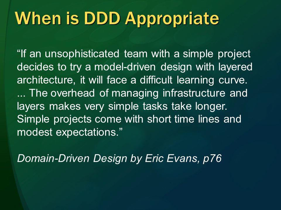 domaindriven design tim mccarthy principal engineer