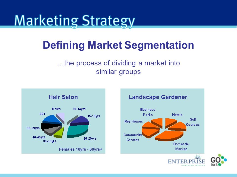 How To Define A Target Market for Hair Salons