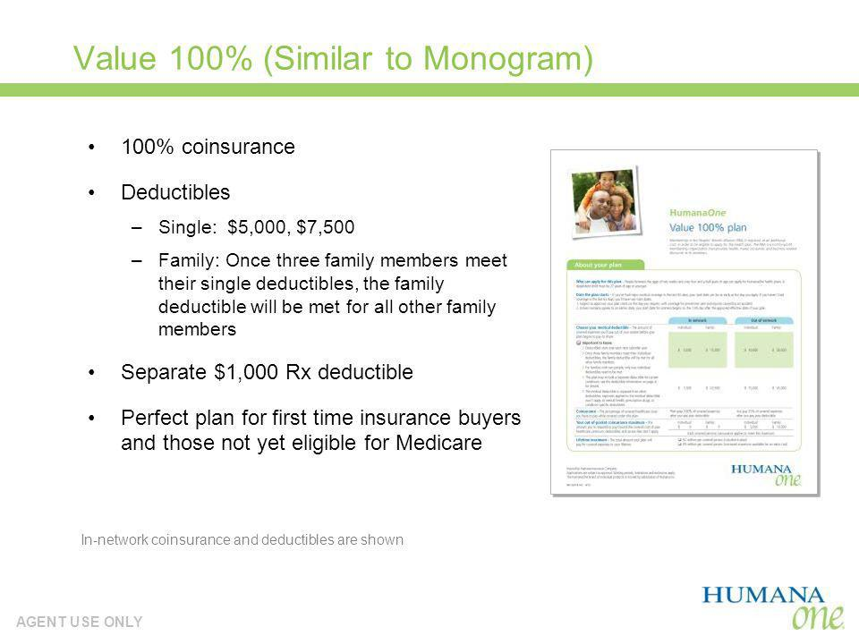 Value 100% (Similar to Monogram)