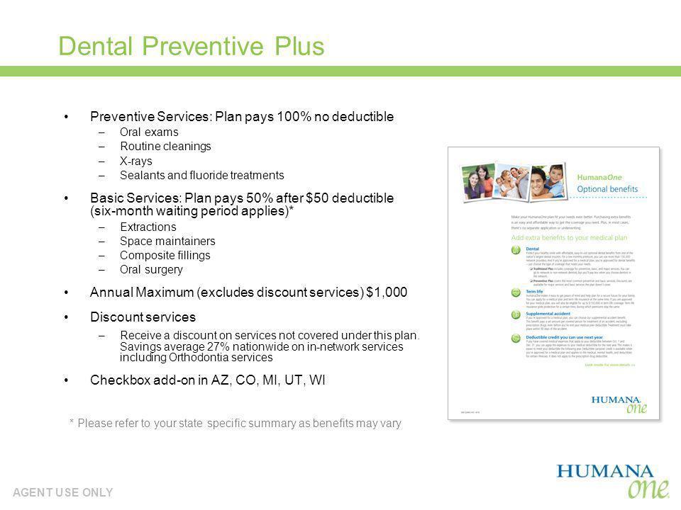 Dental Preventive Plus