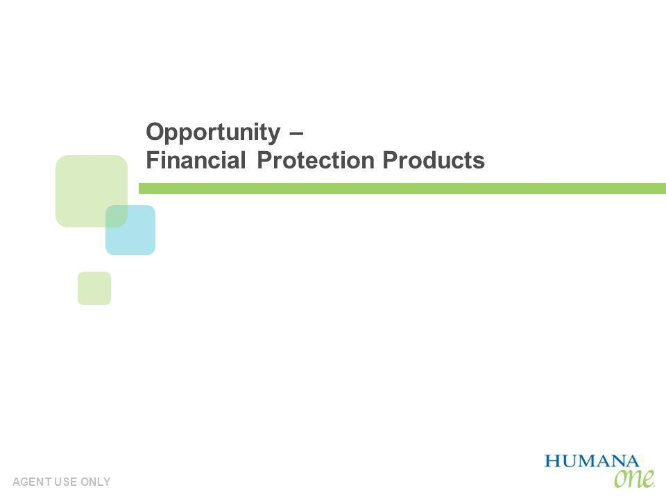Opportunity – Financial Protection Products