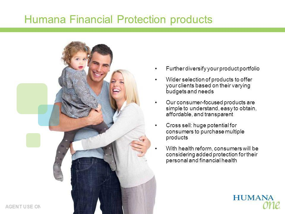 Humana Financial Protection products