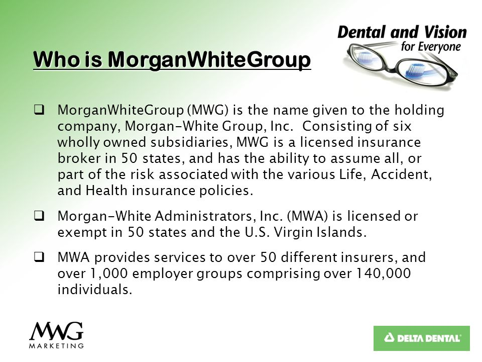 Who is MorganWhiteGroup