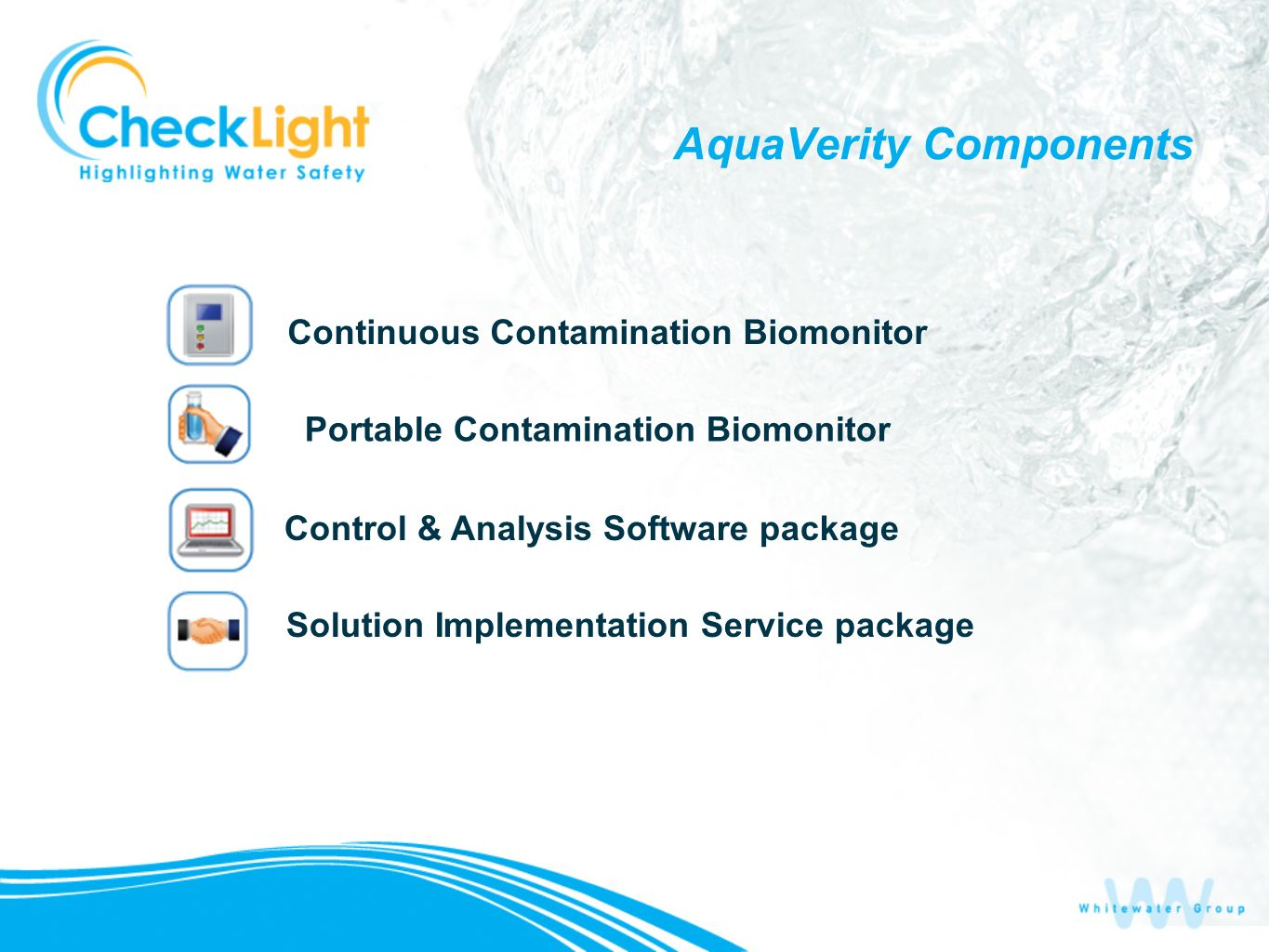 AquaVerity Components