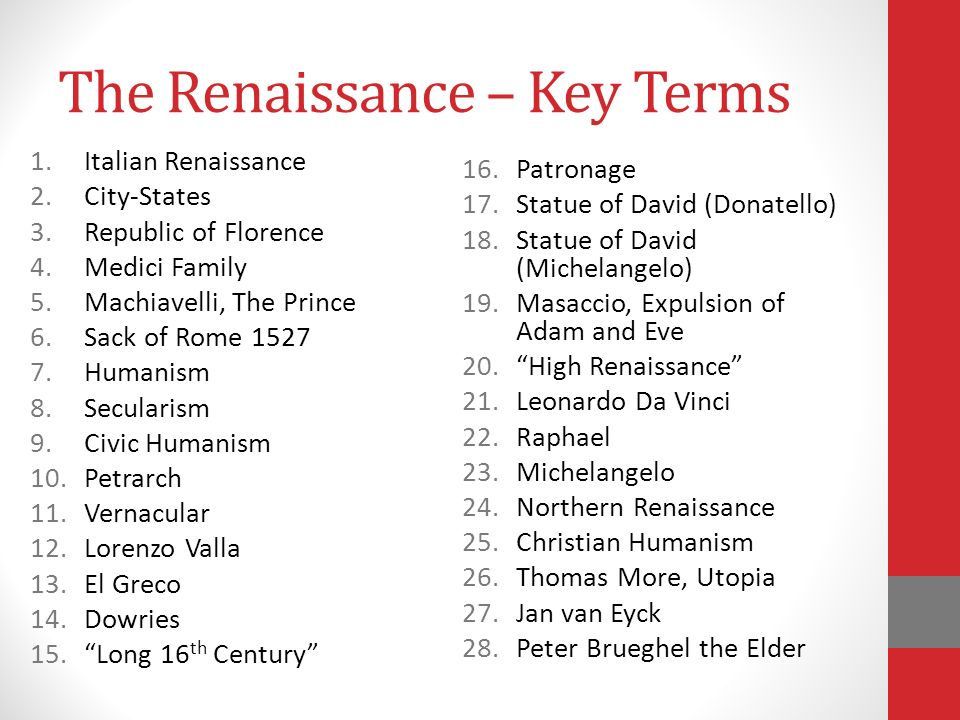 an analysis of the term renaissance in european history From the revision of european history, belfast, athol books, 2003  and in fact,  pace leff, 'renaissance' still does convey that meaning—even when it is.