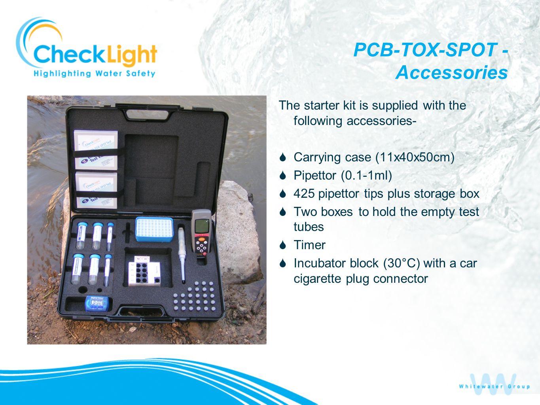 PCB-TOX-SPOT - Accessories