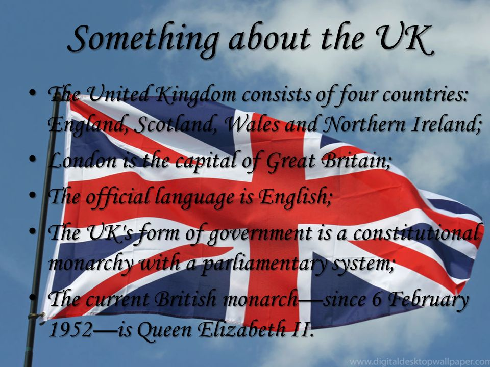 The Great Britain. - ppt download