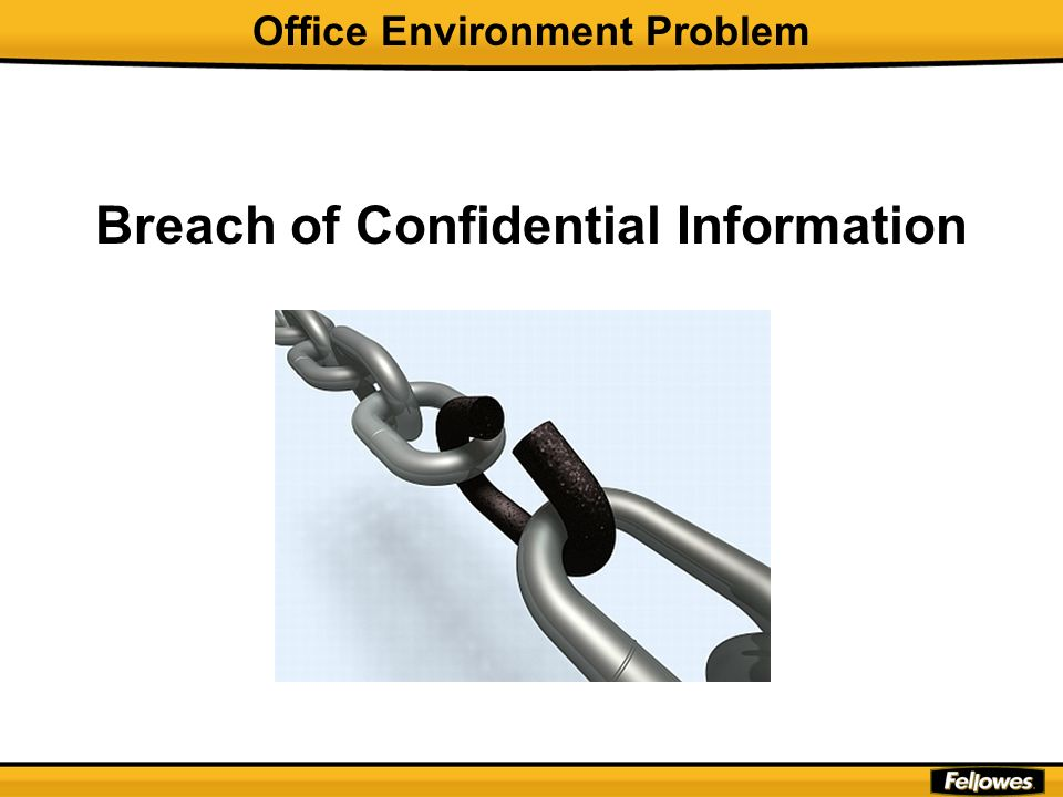 Office Environment Problem