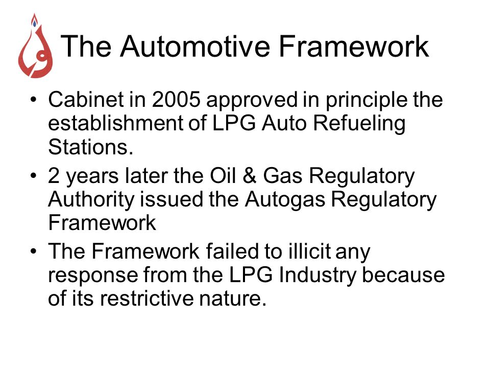 The Automotive Framework