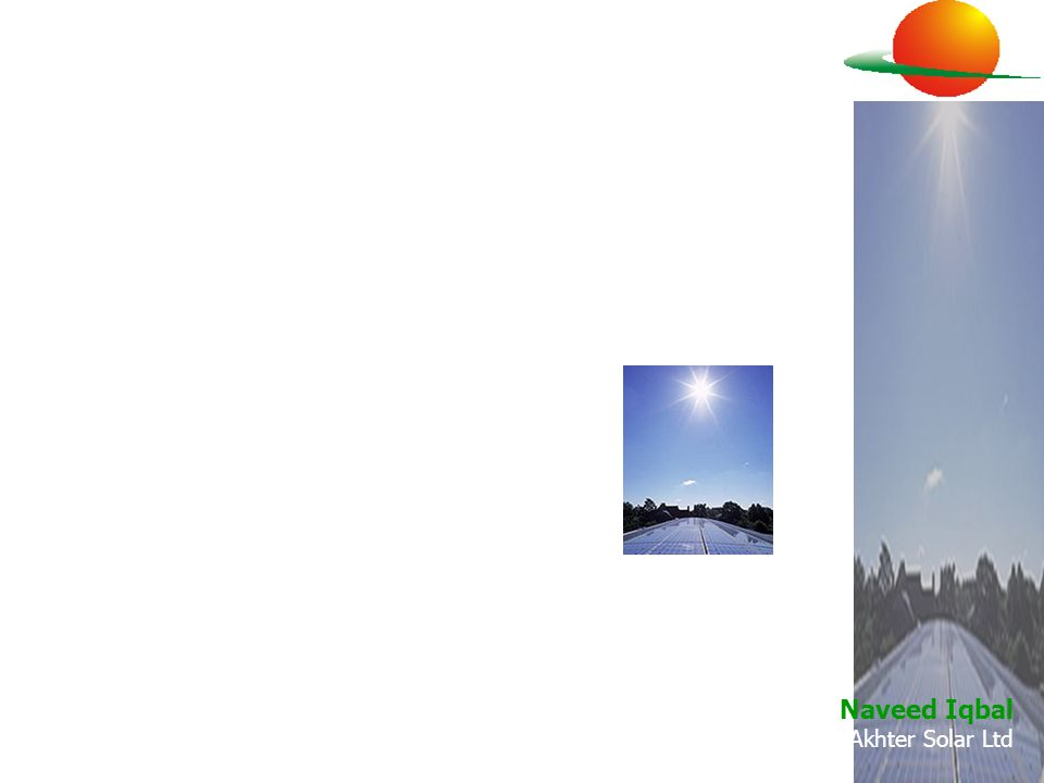 Thank you Naveed Iqbal Akhter Solar Ltd