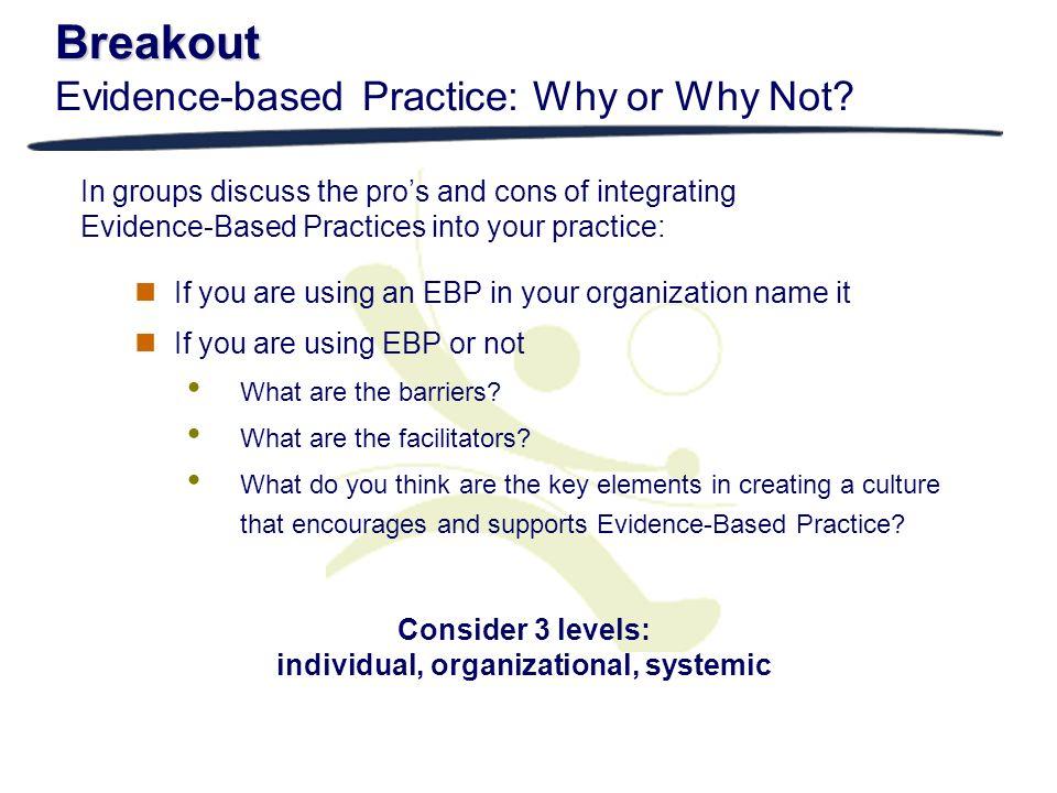 individual, organizational, systemic