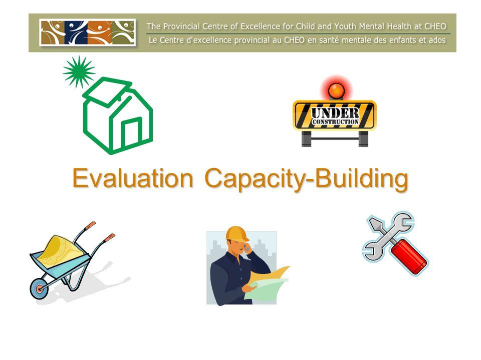 Evaluation Capacity-Building