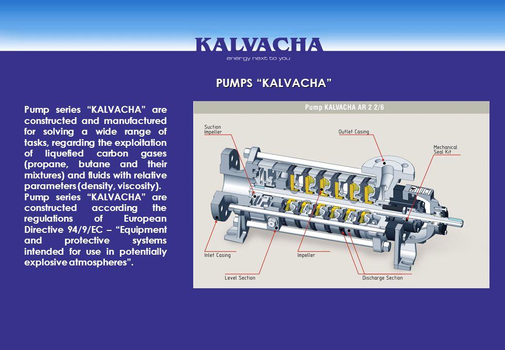PUMPS KALVACHA