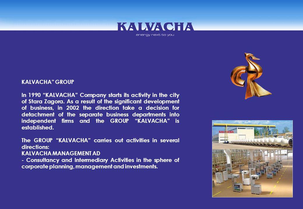KALVACHA GROUP