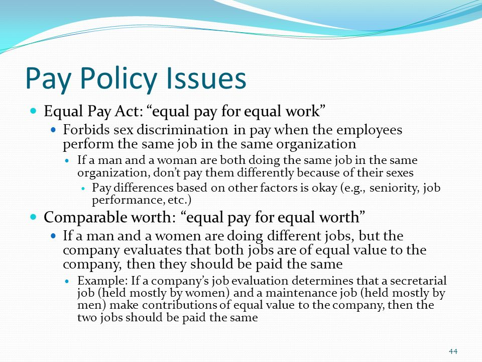 the issues of equal pay in american society Hillary clinton on the issues on hillary clinton humane society 109th congress scorecard equal pay is not yet equal.