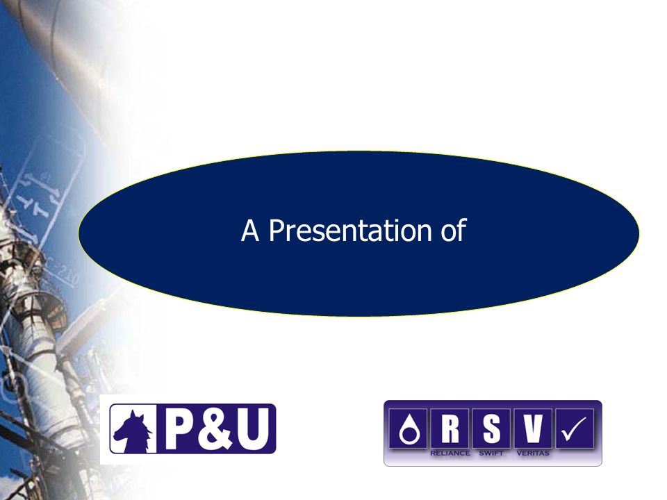 A Presentation of