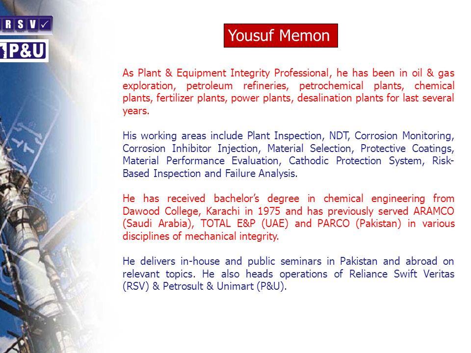 Yousuf Memon n.