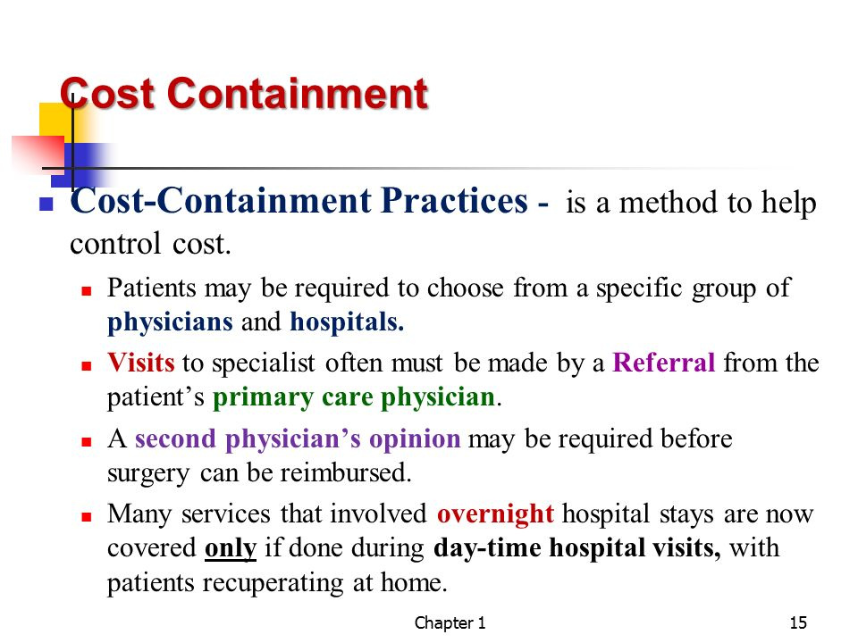 From patient to payment ppt video online download for Method homes cost