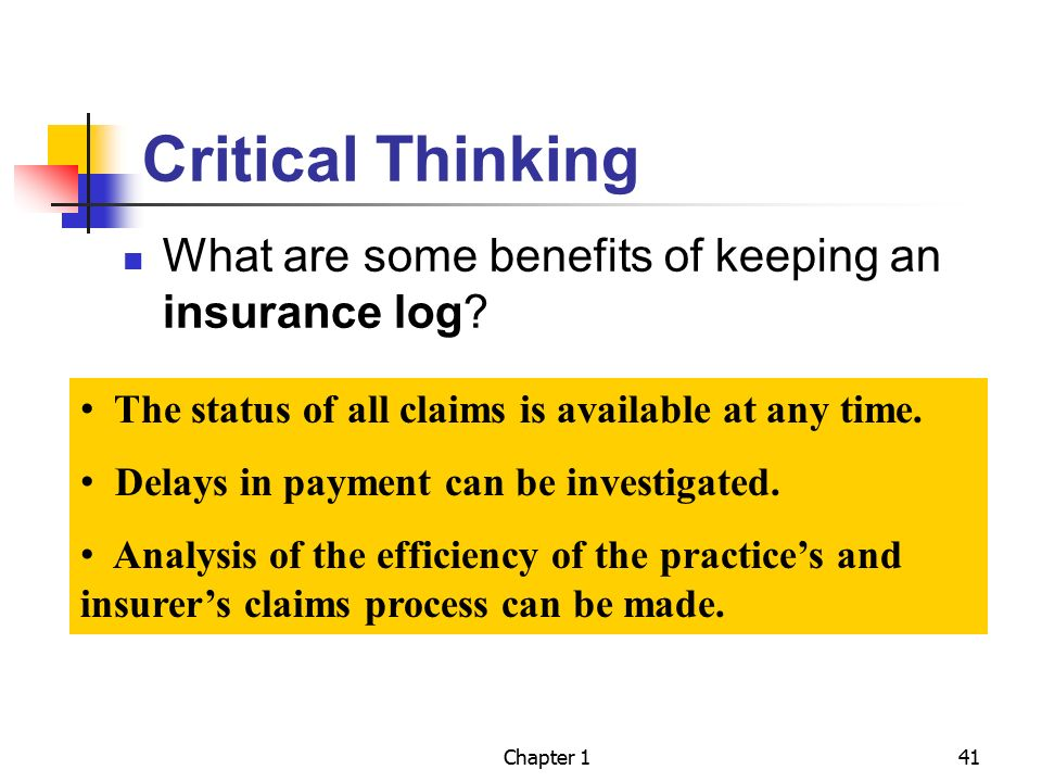 benefits of critical thinking in healthcare Critical thinking in nursing process and education critical thinking in nursing process critical managing and evaluating of the health care of.