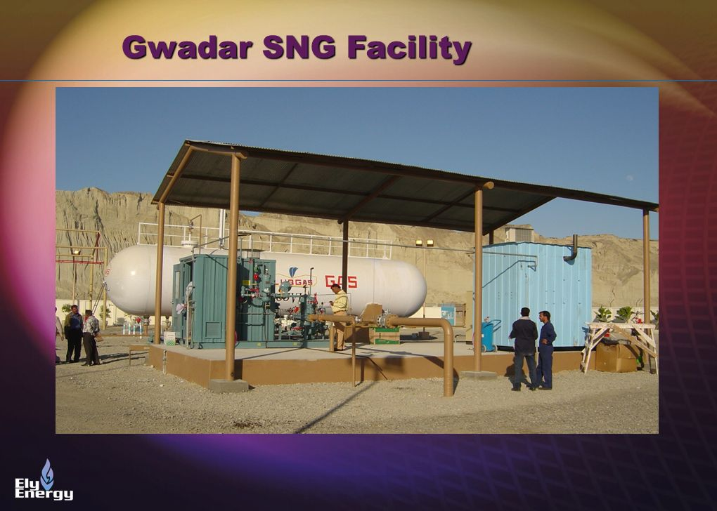 Gwadar SNG Facility