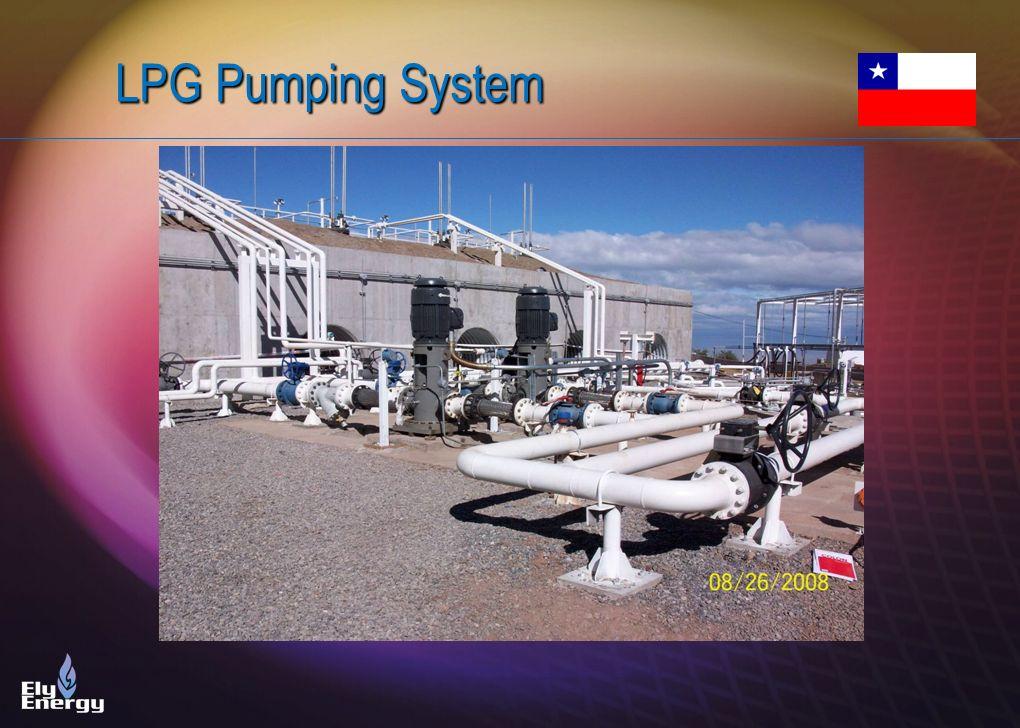 LPG Pumping System