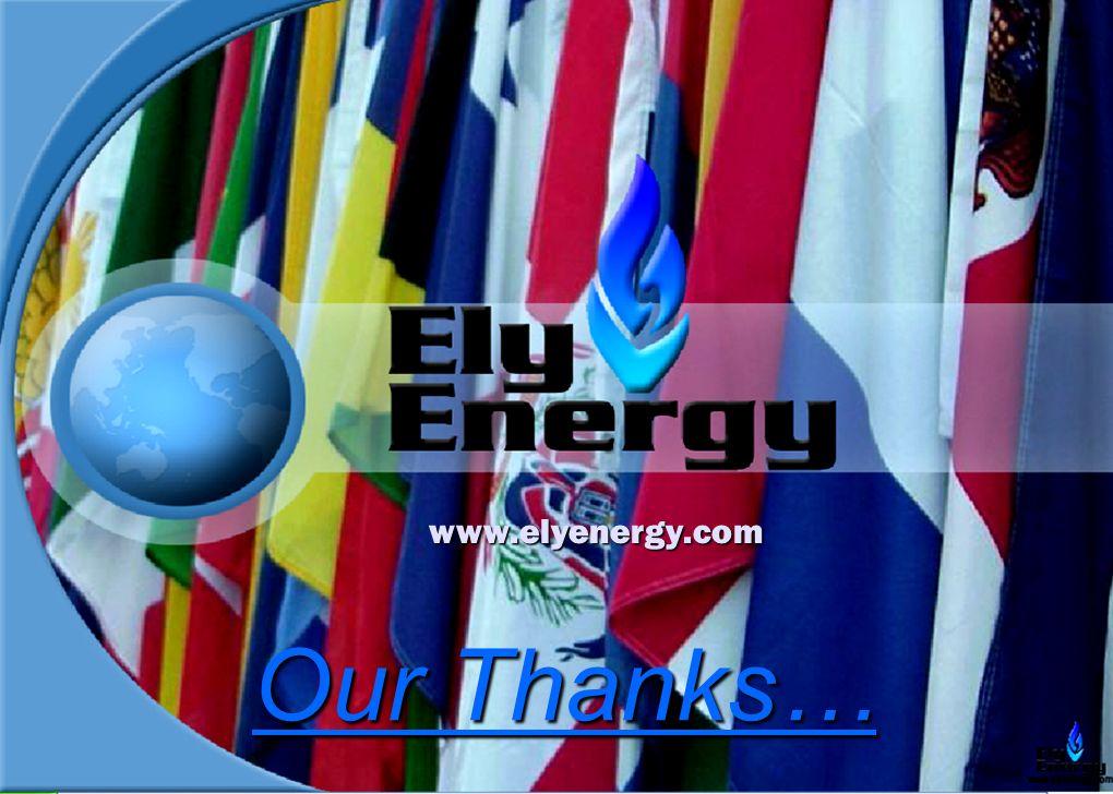 www.elyenergy.com Our Thanks…