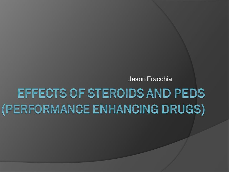 effect of performance enhancing drugs Performance-enhancing drugs in sports performance-enhancing drugs have side effects that can harm the health of athletes and should be prohibited.