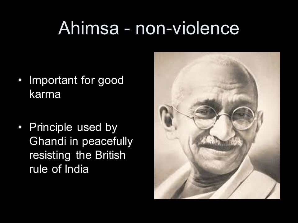 analysis of ghandis non violence This student essay consists of approximately 2 pages of analysis of  he would never use any means of violence and  gandhi and nonviolence from bookrags.