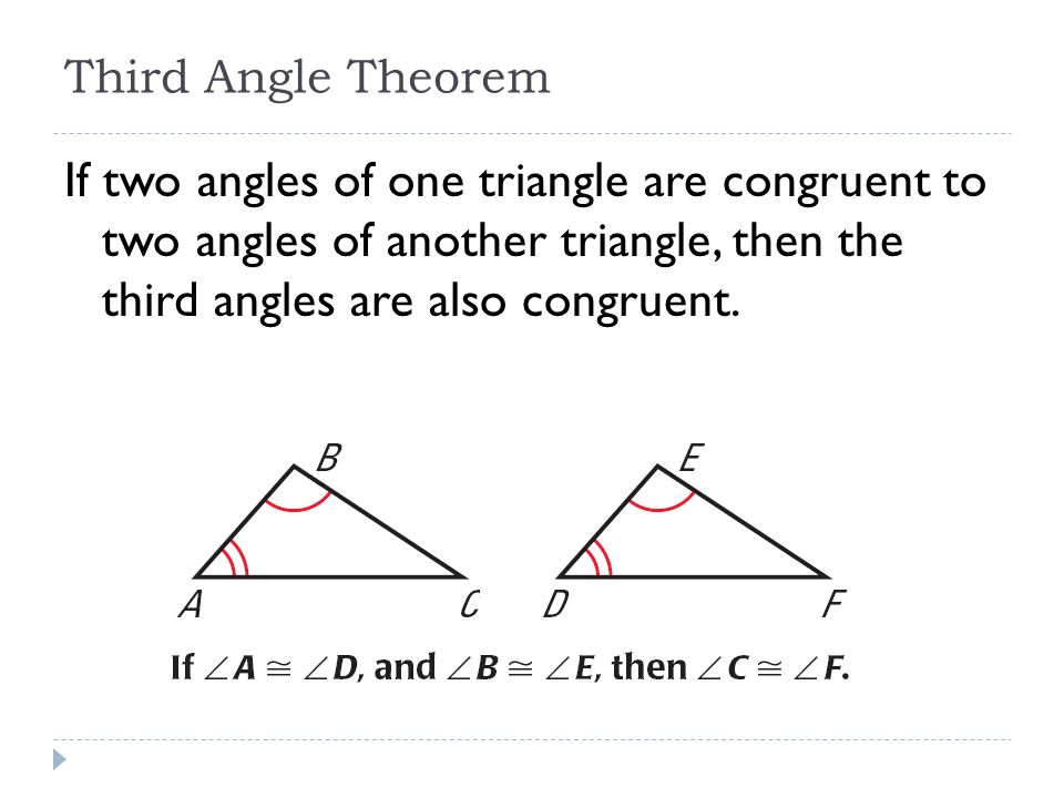 Applying Triangle Sum Properties - ppt download