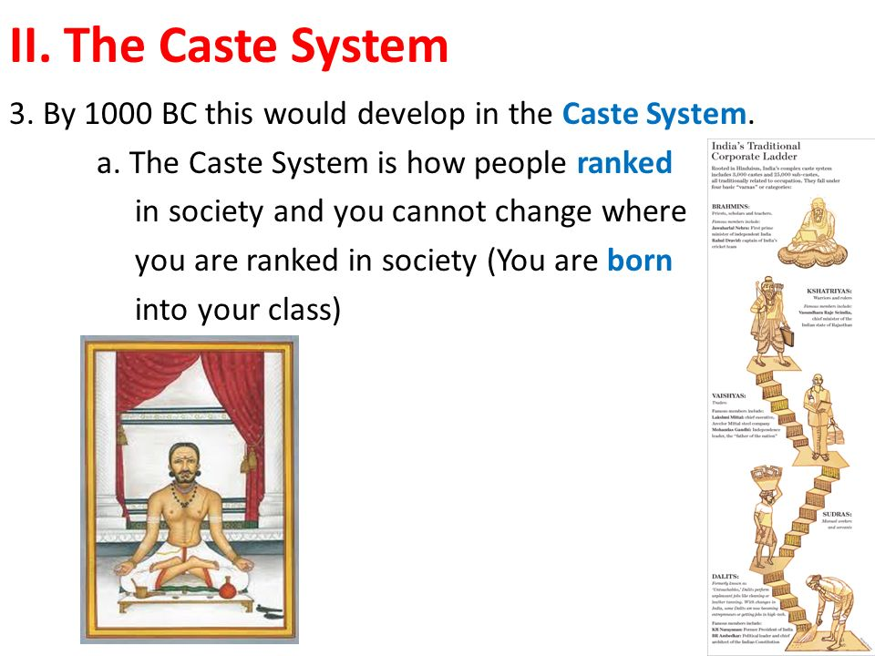 the social function of the caste system in india